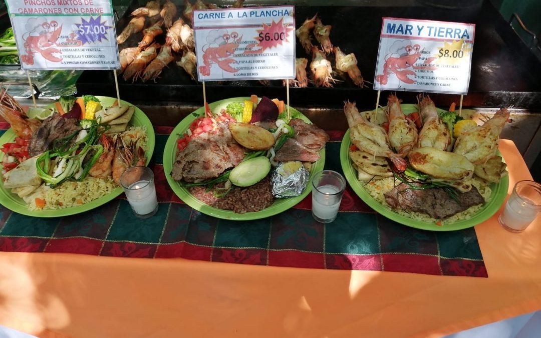 Reapertura de la Feria Gastronómica